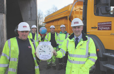 The end of gritting season after tough winter - Redditch Standard | Winter Maintenance | Scoop.it