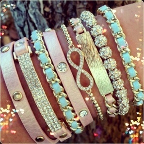 Friday Arm Candy Update | Arm Candy - Hottest Jewelry Trends 2013 | Scoop.it