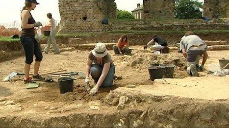 Autun : des fouilles révèlent de nouveaux vestiges autour du temple ... - Francetv info | patrimoine et archéologie Wallonie-Bruxelles-Belgique-Europe | Scoop.it