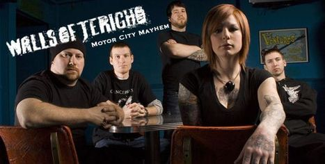 Interview dengan Walls Of Jericho - indie jember   Music   Scoop.it
