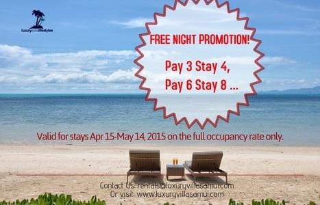Luxury Villa Samui: Spring into Savings!   Best Island Destination   Scoop.it