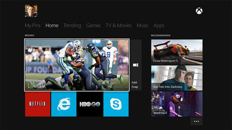 Microsoft's new Xbox One teams with Spielberg and NFL to create interactive social TV - Lost Remote | screen seriality | Scoop.it
