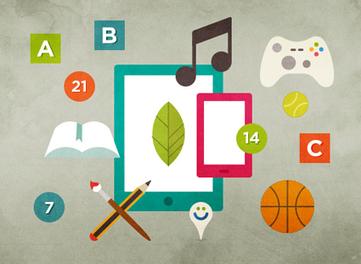 Aplicaciones educativas para todos los gustos y edades   Educación, Creatividad e innovación   Scoop.it