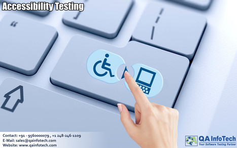 Accessibility Testing | Quality Assuarnce Testing | Scoop.it