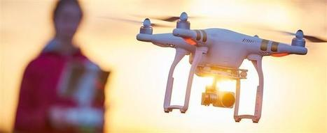 Early Days for Drone Use in Higher Education | Video use in Tertiary education | Scoop.it