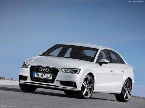 Audi India will unveil A3 Sedan at 2014 Auto Expo  | AllOnAuto.com | New Cars and Bikes in India | allonauto.com | Scoop.it