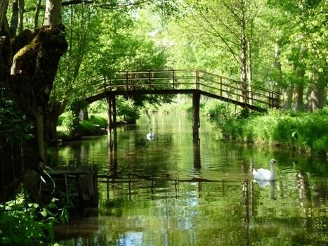 Embarquons pour la Venise Verte en Vendée | Astuces Vacances & News de Vendée | Scoop.it