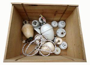 Le Blogue antiquités: Porcelaine, isolant électrique   GenealoNet   Scoop.it
