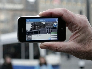 Mobile augmented reality apps could reach 2.5bn downloads by 2017 – Juniper - Siliconrepublic.com   areality   Scoop.it