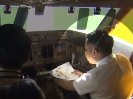 MH370: Did missing Malaysia Airlines co-pilot make mid-flight phone call? - Metro | Les crash d'avions | Scoop.it