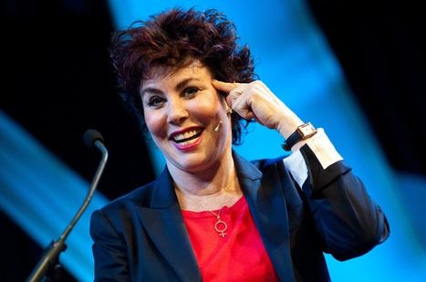 Ruby Wax: poster girl for mental health | Well-being | Scoop.it