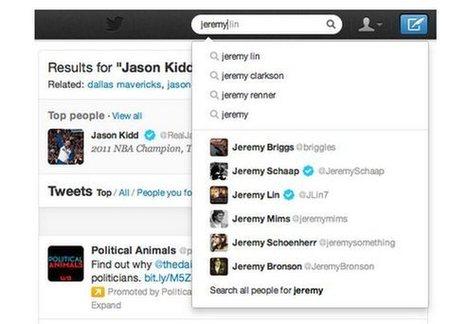 Twitter lanza un nuevo buscador de contenido | Saber mas en tecnología, compartir es la via | Scoop.it