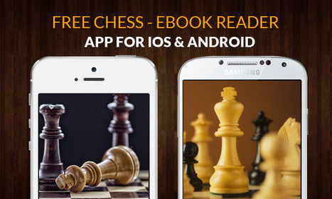 Free Chess - eBook Reader/ App for IOS & Android | Clubs d'échecs | Scoop.it