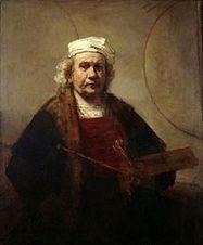 4 octobre 1669 mort de Rembrandt | Racines de l'Art | Scoop.it