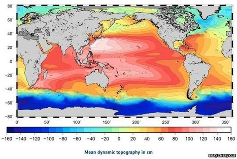 Gravity map traces ocean circulation | Science&Nature | Scoop.it