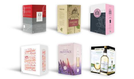 Focus d'@Avinaconseil: Le Bag-In-Box, packaging tendance et fonctionnel. | Vos Clés de la Cave | Scoop.it