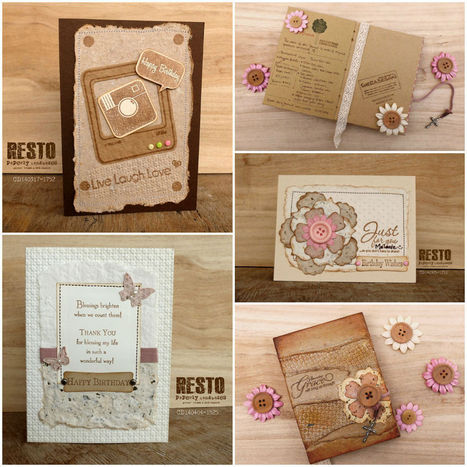Handmade Cards and Journals Using Recycled Paper | DIY | Scoop.it