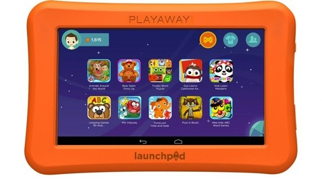Playaway Unveils a Pre-Loaded, Controlled Tablet for Kids' Circulation | Tennessee Libraries | Scoop.it