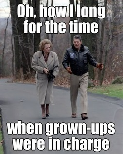 RIP #MargaretThatcher  #RonaldReagan When Grown Ups Were In Charge...   Best Future Lawyers   Scoop.it