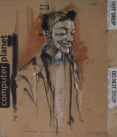 Guy Denning ,Self-Taught Artist From Occupied Wall Street ~ Illustrationboom | Socialart | Scoop.it