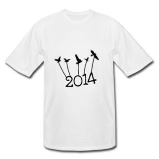 2014_flying_birds_dove Short Sleeve T-shirts on Sale-Animals & Nature  T-shirts |HICustom | Hicustomworld | Scoop.it