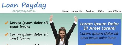 Loan Payday | Loan Payday- Apply for a Short Term Loans | Scoop.it