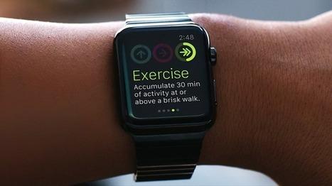 IBM Watson Powered Health App Coming To The Apple Watch   Digital Health Revolution   Scoop.it