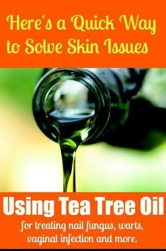 Here's a Quick Way to Solve Skin Issues Using Tea Tree Oil • | Beauty Care for Women | Scoop.it