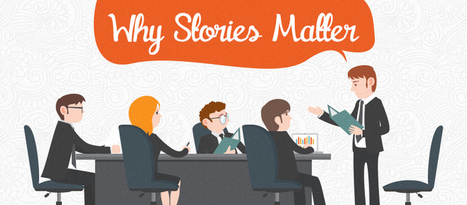 IT Lead Generation: Why Stories Matter | ITSalesLeads | IT Lead Generation and Appointment Setting Services Provider | Scoop.it
