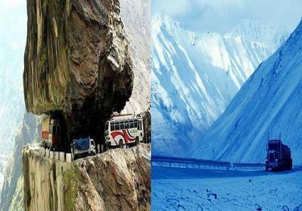Top 10 Deadliest Roads In The World You Would Never Want To Drive On! » StoryDecker | Online News | Scoop.it