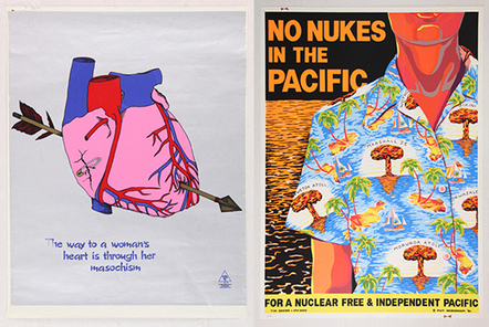 University Art Gallery - The University of Sydney | Girls at the tin sheds: Sydney feminist posters 1975-90 | design exhibitions | Scoop.it