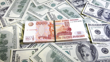 #Russia seeks safe haven in #gold, away from dollar and euro   Gold and What Moves it.   Scoop.it