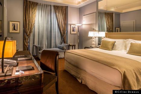 24 heures à l'Hôtel Prince de Galles Paris - Silencio | Hôtels de luxe | Scoop.it
