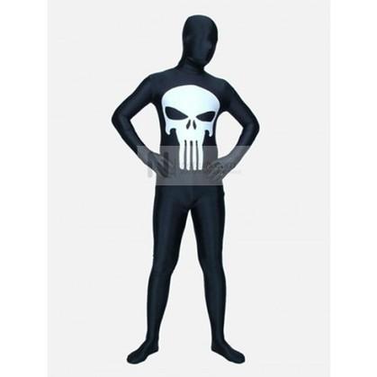 Black Full Body Spandex Suit for Punisher | Nefsuits-Superhero | Scoop.it