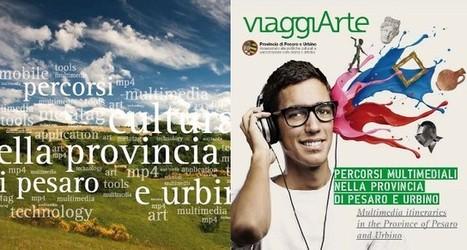 Viaggiarte: itinerari audio-video scaricabili gratis per la provincia di Pesaro-Urbino | Arte Pubblica | Scoop.it