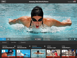 NBC, Adobe App to Live-Stream Olympic Games | TV Everywhere | Scoop.it