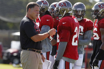 Darrelle Revis doesn't know if Buccaneers believe in the coaching staff | Coaching | Scoop.it