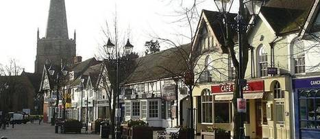 Ten best places to live in the UK: Solihull comes top | World Wide Web News | Scoop.it