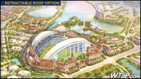 New Tampa Bay Rays stadium financing ideas to be presented | Sports Facility Management | Scoop.it
