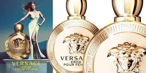 Lancement du parfum Eros pour Femme de Versace | Les parfums de marque à prix cassé | Scoop.it