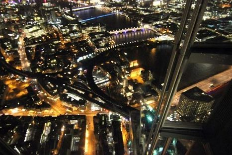 The Shard: Top 10 Views From the Top | Travel inspiration | Scoop.it