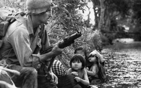 Former America GIs on Vietnam mission to find their lost children | World at War | Scoop.it