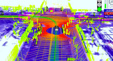 Robot Car Intersections Are Terrifyingly Efficient - IEEE Spectrum | The Robot Times | Scoop.it