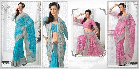 Benefit Of Online Saree Shopping For Women | Online shopping | Scoop.it