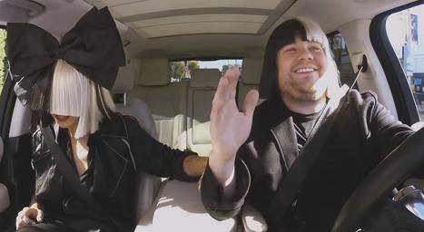 Sia Carpool Karaoke | Total Knowledge | Scoop.it