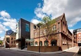 Goldsmiths Centre scoops RIBA design award - Professional Jeweller | Architecture and Architectural Jobs | Scoop.it