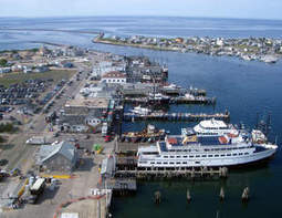 State calls for bids for Galilee parking garage - The Block Island Times | Rhode Island Magazine | Scoop.it