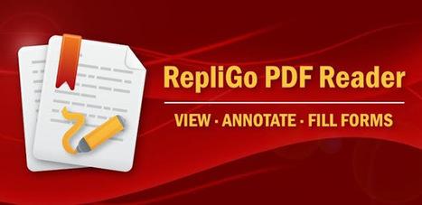 RepliGo PDF Reader 4.2.5 APK Free Download ~ MU Android APK   best pdf reader   Scoop.it