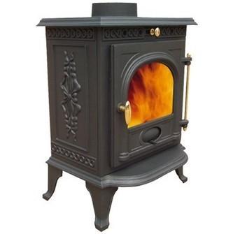 6.5kw Multi-Fuel Cast Iron Wood Stove - Sunrain 14 | Cast Iron Stoves, Wood Stoves, Wood Burners | Astove UK | Scoop.it