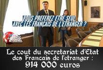 Et si on supprimait le nouveau secrétariat d'Etat des Français de l'étranger pour économiser 914 000 euros ? | Du bout du monde au coin de la rue | Scoop.it